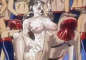 Young Hentai Lesbian XXX Anime Fuck Cartoon - 2 min