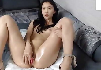 Liu Yifeis charming body, Mei Bao, masturbation orgasm, cool!