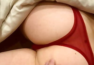 Brother came Home and Fucked Sleeping Sister without taking off her Panties