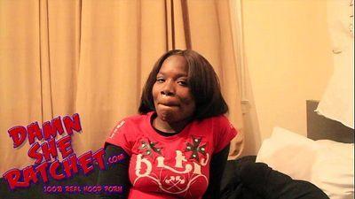 Ebony Freaks In HD Ghetto Porn - 1 min 8 sec