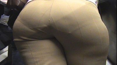 CANDID ASSES IN HD - 52 sec