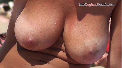 Best Topless Beach btb 02 0309m4 - 2 min