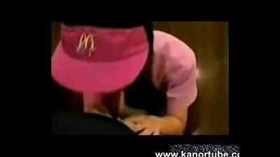 McDonald Crew Sex Video Scandal - www.kanortube.com - 1 min 6 sec