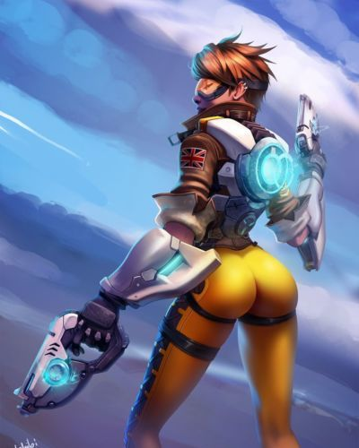 Overwatch Girls - part 5