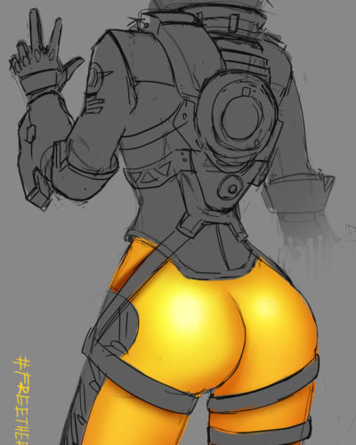 Girls Of Overwatch - part 9