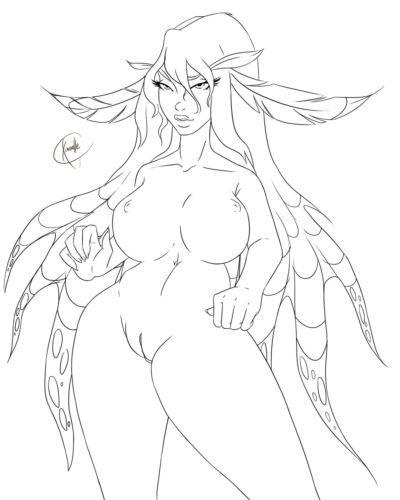 Artist - Xinaelle - part 6