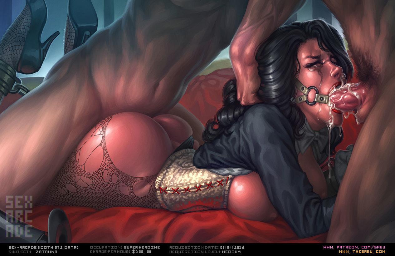 Sex Arcade by Sabudenego - part 2