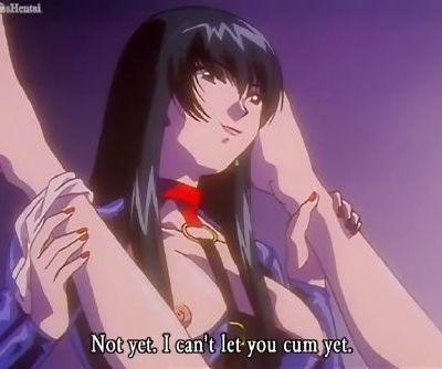 Hentai lesbian postpones her orgasm - orgasm denial - Mem ep.2