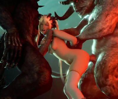 Monsters Sluts compilation 4