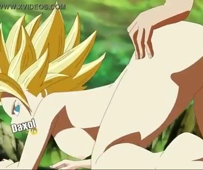 Dragon Ball Super Caulifla Super Sayayin