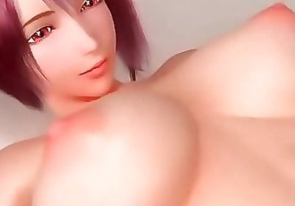 Red Hair Big Tits Hardcore Sex 3 min