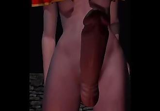 Syanna intimate futa taker pov cocksucking