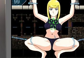Metroid Samus Hentai Game