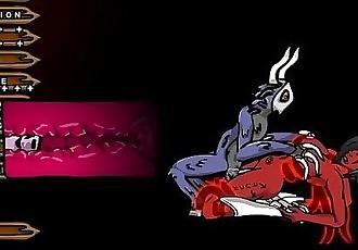Sakyubasu no Tatakai I animations