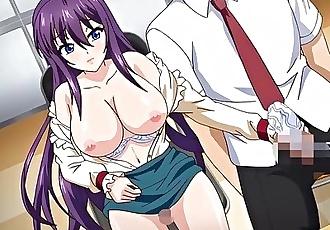 Mesu Kyoushi 4: Kegasareta Kyoudan Episode 4