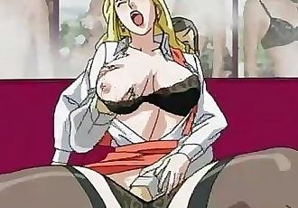 Hentai Teen XXX Virgin Blowjob Cartoon Anime Sister - 5 min