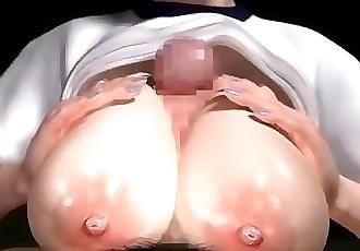3Dhentai School girl love dick Horny Girl