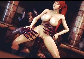 Kasumi,the Slave of HELL