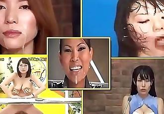 BUKKAKE JAPANESE TV NEWSREADERS,PRESENTERS, FACIAL CUM1 7 min 720p