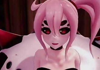 Monster Girl Island - Spider Girl Sex Scene