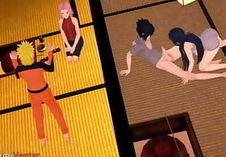 Hinata - Unfaithful, Cheating, Naruto, Japanese