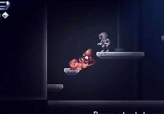 Noaika all Deaths Sex Scenes Pixel Porn Platformer Sex Game 60 FPS Full HD