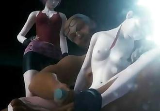 Hentai. Sarada and Sakura. best Porn. Сакура учит сараду сексу.