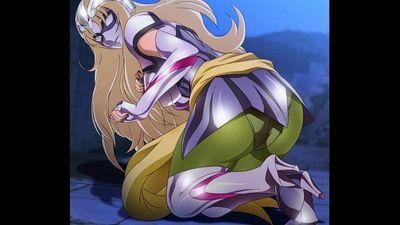 Saint Seiya Omega Yuna - 8 min