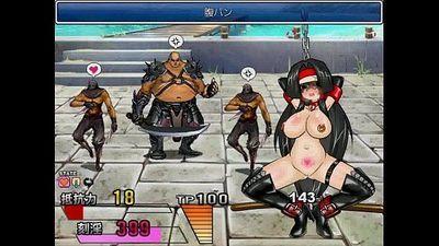 Shinobi Fight hentai game - 38 min