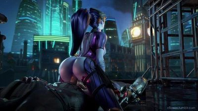 WIdowmaker Fucked hard HD - 1 min 23 sec