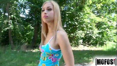 Mofos.com - Alana Moon - Public Pick Ups - 8 min HD