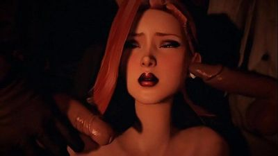 Songbirds Shame - Jessica Rabbit Blowbanged - 11 min HD