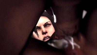 mezar Akıncı Lara Croft içinde sorun - 16 min hd