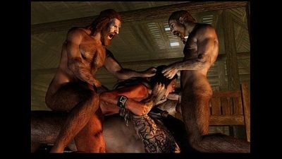 New Skyrim Forced Sex Animations - 1 min 5 sec