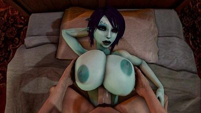 Soria lets you tittyfuck her - 1 min 0 sec