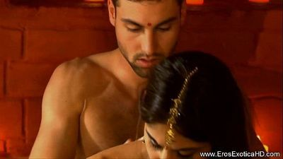 Exotic Tantric Love Affair - 11 min HD