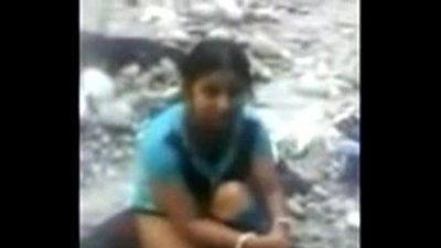 Desi girl fucked outdoor - 10 min