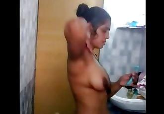 Desi mom shower 126