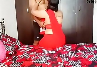 Sameer saniya couple homemade fuck video 15 min