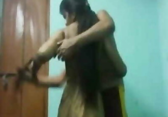 Desi Indian Bangla College Lovers Fucking at Home with Loud Moans