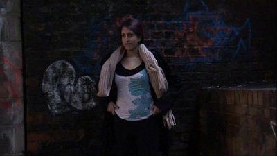 Shy teen flashing indian babe Zarina Masoud - 5 min