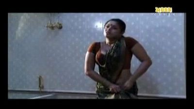 Indian swathi varma hot with young boy - 3 min