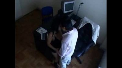 Indian Office Hidden Cam - 11 min
