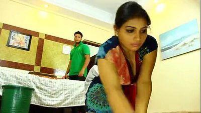 Indian Maid - 4 min