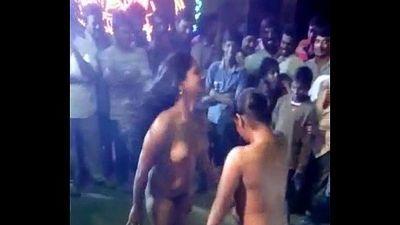 indian street dance - 1 min 16 sec