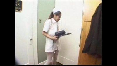Vanessa Indian Nurse - 20 min