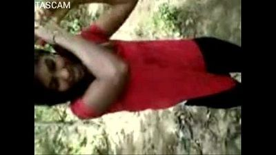 indian girl fucked in forest - 8 min