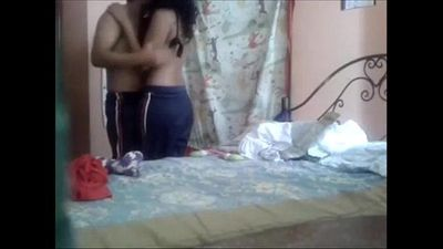 Indian college lovers quick fuck at home and recording themself 1 - 21 min
