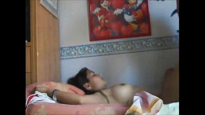 Indian Girl Having wonderful sex with her boyfriend - 9 min