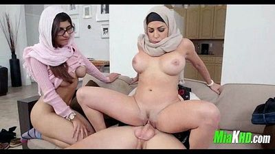 Mia Khalifa and her mom team up on her BF 4 94 - 5 min